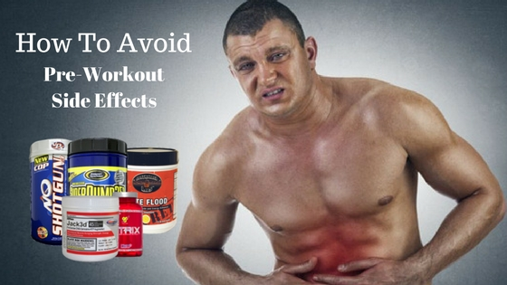 Pre Workout Side Effects and How to Avoid | Icon Health Club