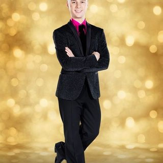 Sean Smullen Professional Dancer on DWTSIreland